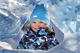 Новинка 2012: детская одежда